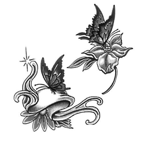 Wzór Tatuażu Motyl Monika Wypożyczalnia Sprzętu